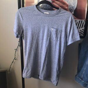 Abercombie and Fitch muscle tee